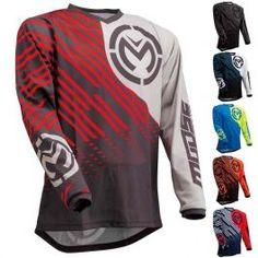 Racing Helmets, Sleeve Designs, Motocross, Moose, Long Sleeve, Mens Tops, Fashion, Elk, Moda