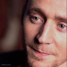 Tom Hiddleston. #FlauntMagazine 2013.