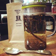 Earl Grey & Vanilla Cold Brew for Eleanor! #propericedtea | Brew Tea Company