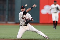 """He's got that calmness about him that you love,"" said Giants manager Bruce Bochy, who also uttered the memorable phrase, ""Once he got two or three games under his belt, you could see Panik relax."""