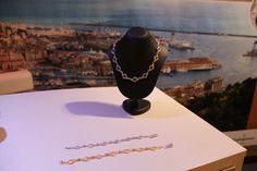Gierre - Campo Ligure i minuscoli granelli d'oro o d'argento della filigrana conquistano #Marsiglia2014