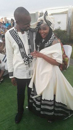 Xhosa Attire, African Traditional Wedding Dress, African Fashion Dresses, African Clothes, Fairytale Dress, Empire, My Style, African Style, Culture