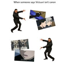 VICTUURI IS VICTORY || now let's add the pretty much proposal. Keep arguing against it lol