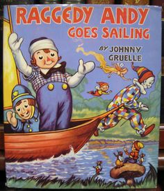 Raggedy Andy Goes Sailing, 1943