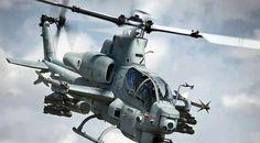 AH-1Z Viper de E.E.U.U.