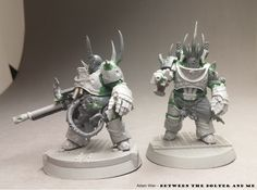 Between the Bolter and Me: Making Death Guard Great Again: A Challenge