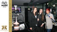 Servicio de catering de ShishaBar by narguile club en Mare Club Dos Hemanas - Sevilla.