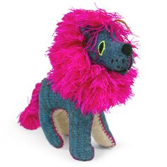 Jonathan Adler Twoolies Lion in All New