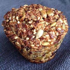 Can't get enough of these yummy beauties.   Recipe in comments.     #healthymuffins #healthymum #seeds #mixednuts #gezondeten #lunch #breakfast #happyfood #healthyfood #feedfeed #thefeedfeed #foodstagram #instafood #healthybreakfast #healthyfood #beautifulcreation #breakfast #cleaneating #snack #healthysnack #paleo #fitdutchies