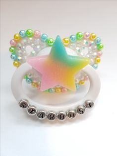 We are Stardust Adult Pacifier · Little Dreamers Shoppe · Online Store Powered by Storenvy