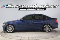 2005 BMW 330i ZHP Manual Sedan