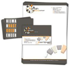 Nieuw logo en huisstijl ontwerp voor Nijman Vastgoed Beheer:  http://www.navienbansi.nl/blog/logo-en-huisstijl-ontwerp-voor-nijman-vastgoed-beheer/