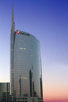 Torre UniCredit - Uno specchio per Milano