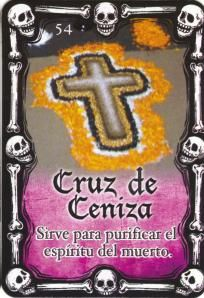 54 - Cruz de Ceniza
