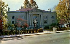 Library Portsmouth Ohio Portsmouth Ohio, Historical Photos, Beautiful Places, Southern, Scrapbook, Spaces, Mansions, House Styles, Travel
