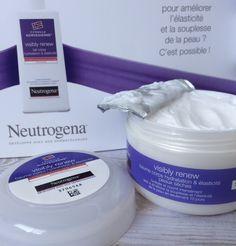 Hydratation et fermeté avec la routine corps Neutrogena VIsibly Renew - %%type%% %%cat%% par beautyblondetest