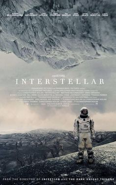 Interstellar Poster.