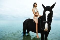 Juliana Forge by Jaclyn Adams in All the Wild Horses for Fashion Gone Rogue
