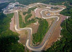 Brno Circuit : Czech Republic