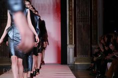 Hakaan - RTW FW 2012 - Paris, produced by Eyesight Fashion & Luxury.