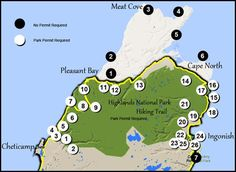 Cape Breton hiking trails, Hike the Highlands,The Skyline Trail, Pollett's Cove trail, Roberts Mountain the Cabot Trail Cape Breton Nova Scotia