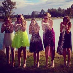 Glitter. Homecoming picture