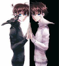Conan Comics, Detektif Conan, Detective Conan Shinichi, Kaito Kuroba, Anime Triste, Detective Conan Wallpapers, Kaito Kid, Kudo Shinichi, Magic Kaito
