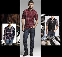 country style outfits for men - Google Search