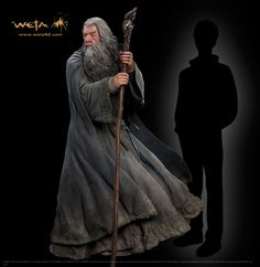 Le Hobbit Un voyage inattendu statue Gandalf le Gris 178 cm Gandalf, Fantasy Figures, Fantasy Characters, Fictional Characters, You Shall Not Pass, Life Size Statues, Harry Potter, An Unexpected Journey, Circle Of Life
