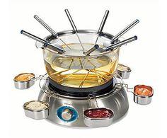 Set de fondue para 8 personas