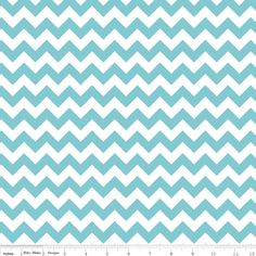 $5 - Chevron Small - Aqua - Fabric on the Bolt - per 25cm - Another great product listed on the Cloth 'n' Craft Marketplace! https://www.clothncraft.com.au/shop/chevron-small-aqua-fabric-on-the-bolt-per-25cm/