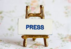 Top 5 Tips for Getting Press. Press is a powerful promotional tool for your Etsy shop, but pitching yourself to editors can be a daunting process if you're not armed with a game plan. What's one of the most important tricks for getting your products featured in blogs and magazines? Thinking like an editor. Here's what media folks want you to know. Etsy.com handmade and vintage goods