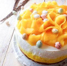 Prachtig Paas Pareltje - Oh My Pie! Sin Gluten, Lunch Recipes, Sweet Recipes, Mango Cheesecake, My Pie, Easter Brunch, High Tea, Gluten Free Recipes, Creme
