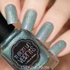 Swatch of Il était un vernis Spring In My Step