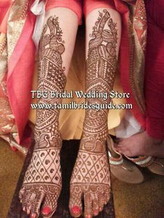 Brides ! Don't ignore the importance of applying mehendi for your beautiful legs and feet during the wedding 😊😊❤❤  #bridalmehendi #TBGbrides #bridalfeet #henna #mehendidesign #peacockdesign #mehendiartist #Bangalorebride   Visit website www.tamilbridesguide.com for sending online enquiry
