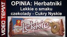 Herbatniki Lekkie o smaku czekoladowym – Opinia