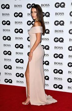 Bella Hadid || 2016 GQ Men Of The Year Awards 2016 @ Tate Modern in London, England (September 6, 2016)