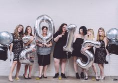 Happy New Year  Love, Crompton 2015  Photos By: JGD Design & Photography — at Crompton Collective.