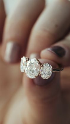 GOOD STONE • Custom Engagement rings & Wedding bands // Stackers