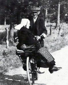 Balade champêtre, Hollande, 1909.
