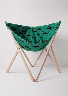 Chair Cars - Green