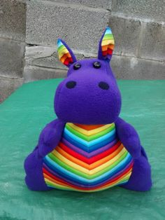 Check out this item in my Etsy shop https://www.etsy.com/uk/listing/251081764/dragon-purple-rainbow-dragon