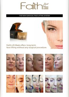 THE Non Surgical Face Lift System #faithlift #facelift #nonsurgical #❤️ https://tibbyolivier.com/collections/faith-lift