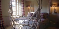 Suite - Hôtel Le Grand Cerf & Spa - 3 étoiles - Lyons-la-Fôret #hotel #hotelroom #hautenormandie #France