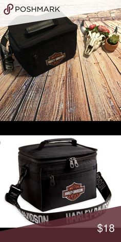 Harley Davidson Lunch Box Insulated Tote