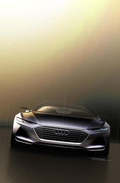 Image AUDI Redesign and Expected Price The 2016 Audi is expected to be a stylish and luxurious sports car. This car seems to be similar to the or at first glance. Car Design Sketch, Car Sketch, Design Autos, Audi Cars, Car Drawings, Transportation Design, Sexy Cars, Automotive Design, Amazing Cars
