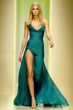 Versace autumn/winter ready to wear 2005.