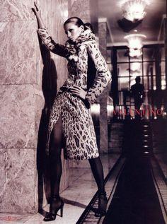 Gisele Bundchen for Valentino Ad