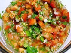Pico De Gallo Roma Tomatoes, Stuffed Jalapeno Peppers, Original Recipe, Chutney, Pesto, Salsa, Spicy, Menu, Fresh