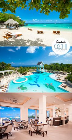 Sandals Ochi Beach Resort  - Explore the World with Travel Nerd Nici, one Country at a Time. http://TravelNerdNici.com
